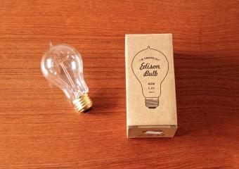 "Edison Bulb ""A-Shape(S)"""