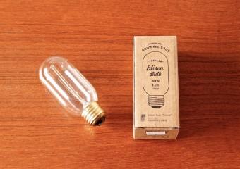 "Edison Bulb ""Tubular"""