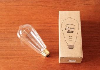 "Edison Bulb ""Signature (L)"