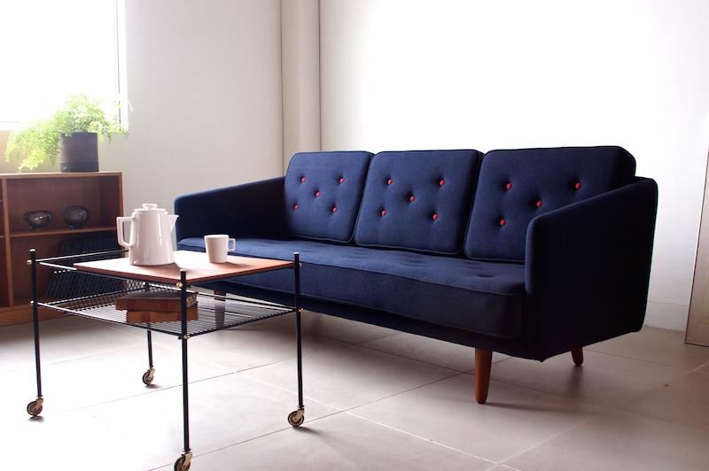 No.1 sofa ボーエ・モーエンセン 北欧家具