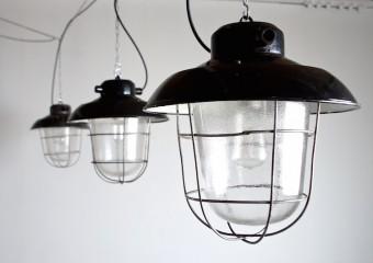 601V092 industrial deck lamp