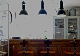 Black head lamp