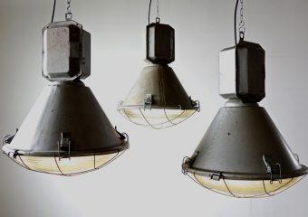 Industrial steel pendant lamp/インダストリアルランプ照明ライト
