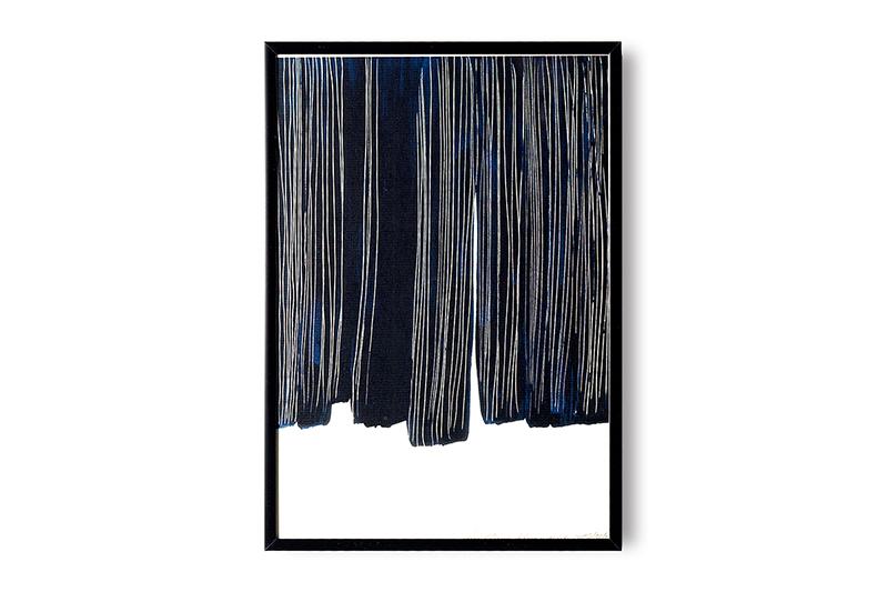 Midnight Curtain by Leise D Abrahamsen