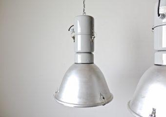 Aluminium pendant