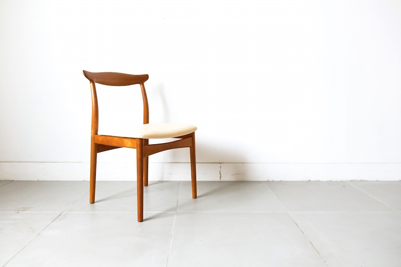 Dining chair by Erik Worts