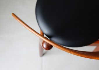 Dining chair by Jorgen Bo