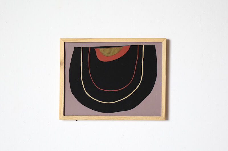 Original piece #5 by Leise D Abrahamsen