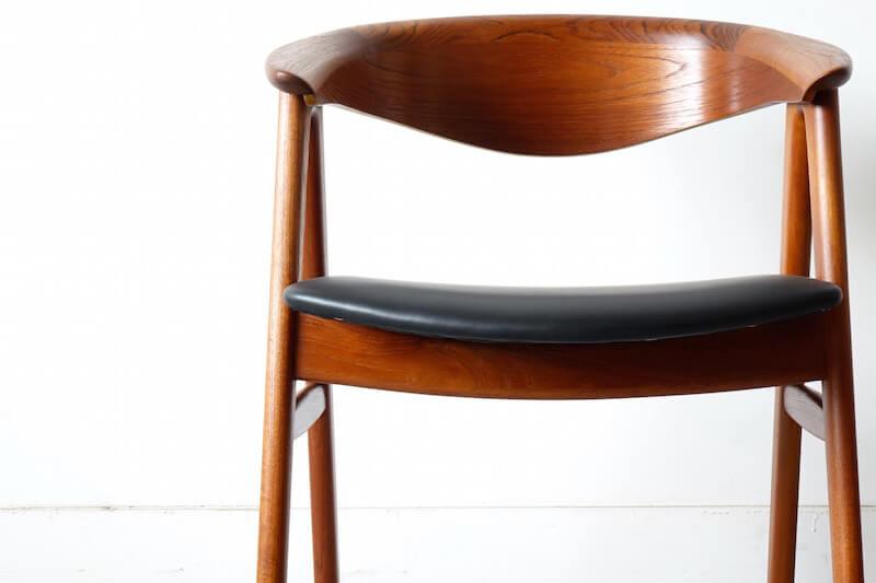Arm chair No.52 by Erik Kirkegaard