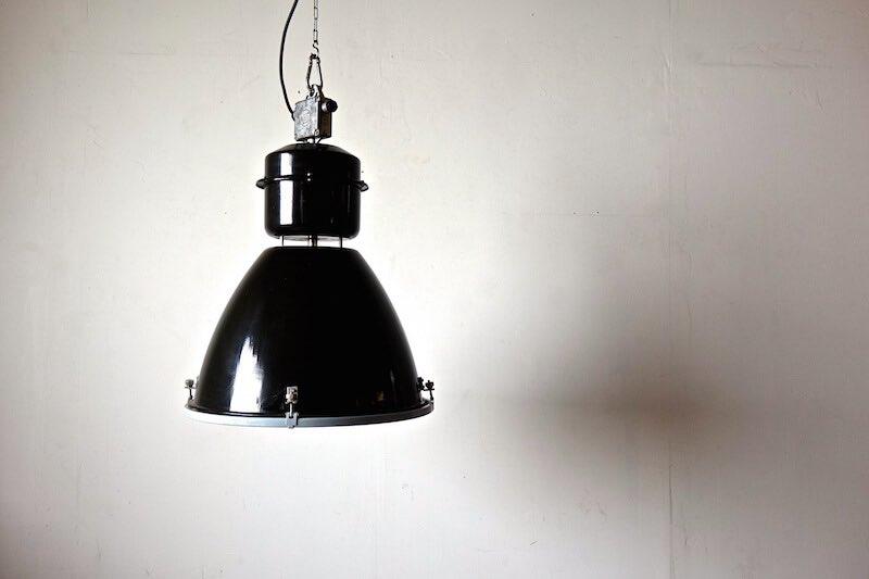 ビンテージ インダストリアル照明