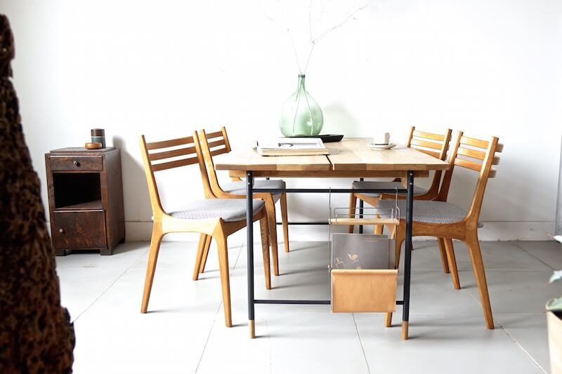Dining Chairs By Korup Stolefabrik ...