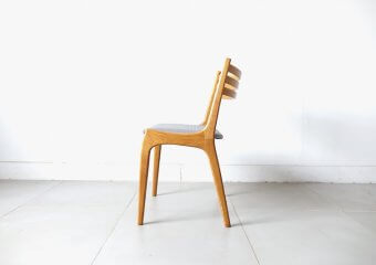 Dining chairs by Korup stolefabrik