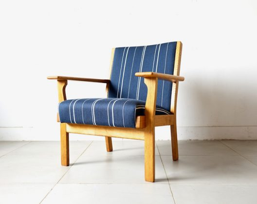 GE181 chair by Hans J. Wegner