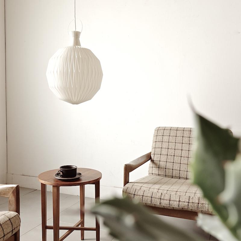 Fruit lamp by LE KLINT