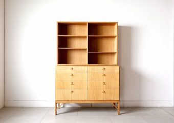 Cabinet by Borge Mogensen for C.M Madsen for FDB