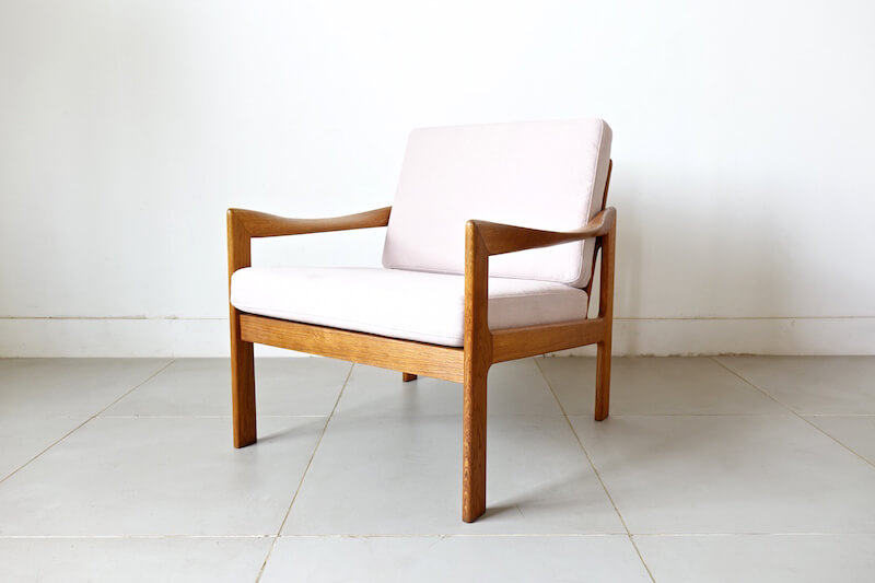 Eazy chair by Illum Wikkelso