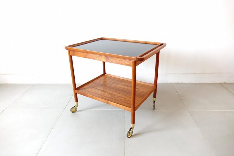 Trolley table by L. Pontoppidan