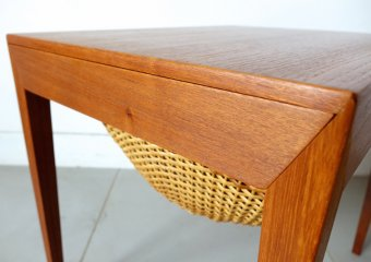 Sewing table by Severin Hansen for Haslev