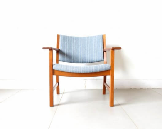 Model.3262 Lounge Chair by Hans J. Wegner for Fredericia Stolefabrik