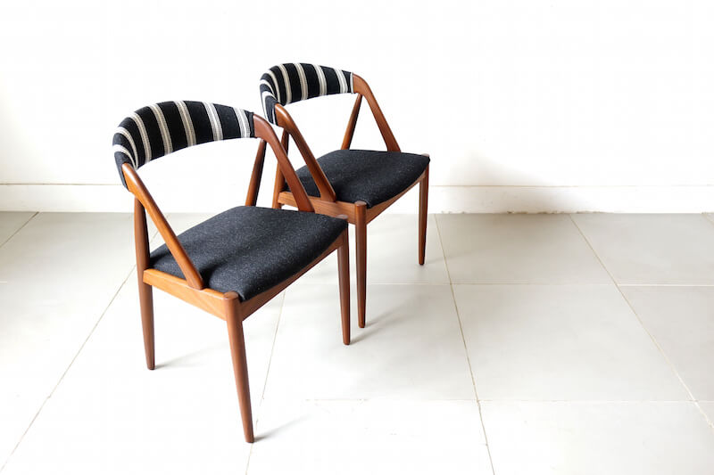 Bellbet | NV31 Dining Chairs By Kai Kristiansen