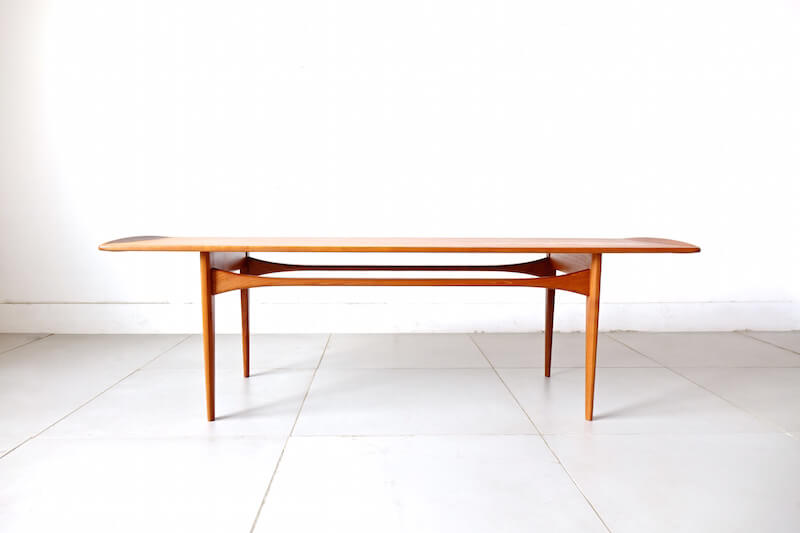 Coffee Table by Tove & Edvard Kindt-Larsen For France & Son