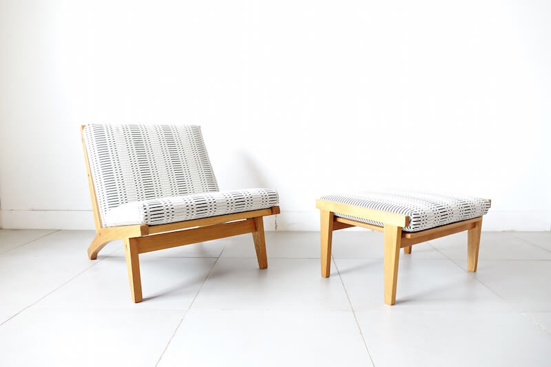 GE370 Eazy Chair By Hans J. Wegner / Helios(ヨハンナグリクセン/ソファ)