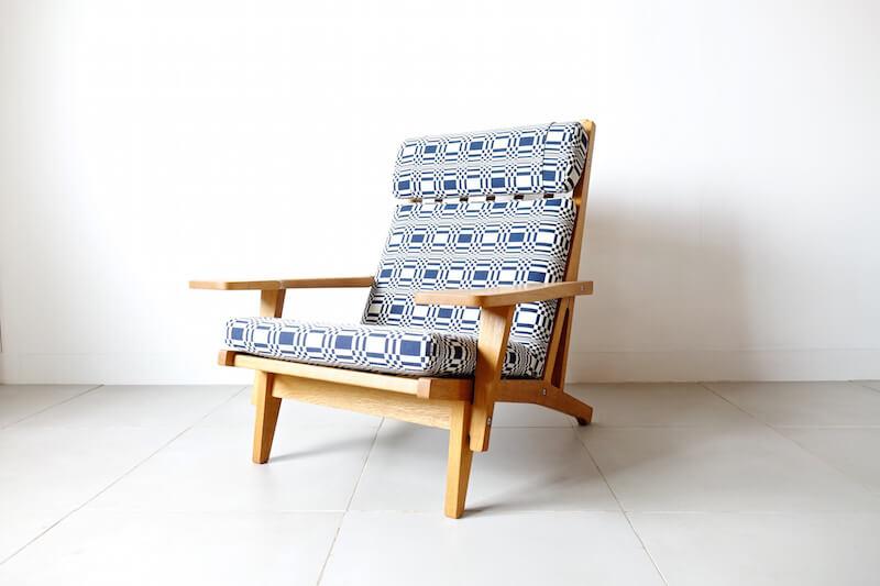 GE375 Eazy chair by Hans J. Wegner / Doris(ヨハンナグリクセン/ソファ)