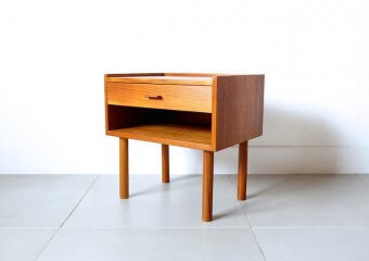 """RY430"" Small chest by Hans J. Wegner"