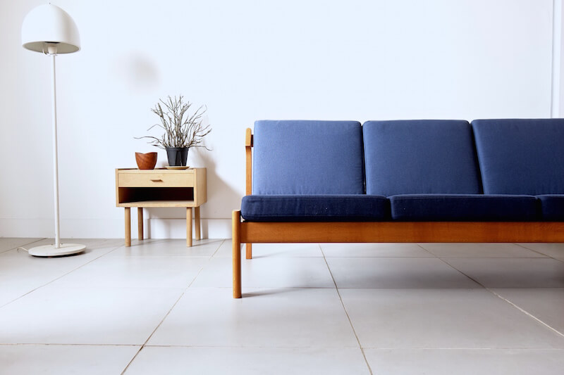 Model.2217 sofa by Borge Mogensen