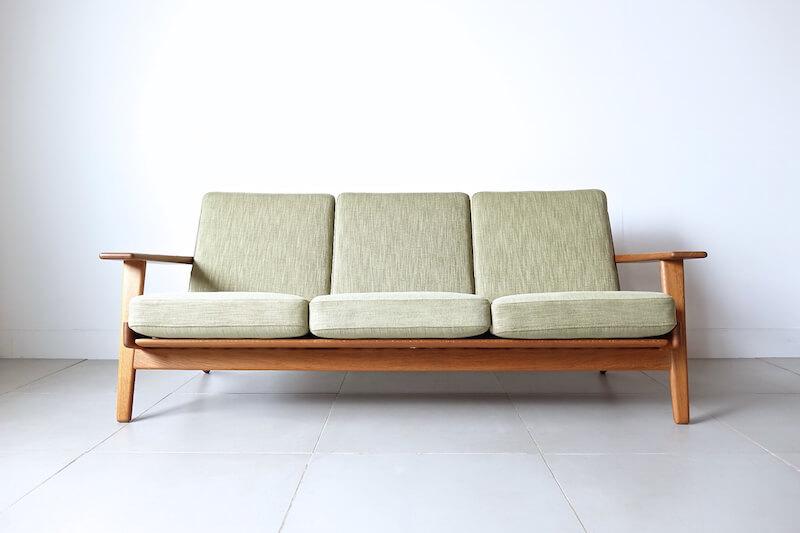 GE290 3-seater Sofa by Hans J. Wegner ハンス・ウェグナー ソファ