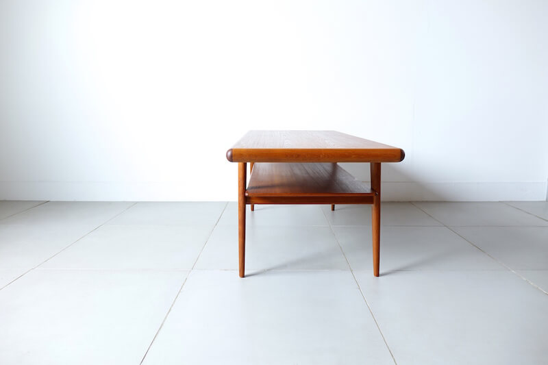 Anonymous coffee table #2 北欧ヴィンテージコーヒーテーブル