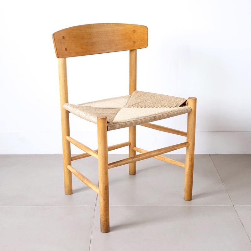 """ボーエ・モーエンセン """"J39"""" Shaker chairs by Borge Mogensen"""