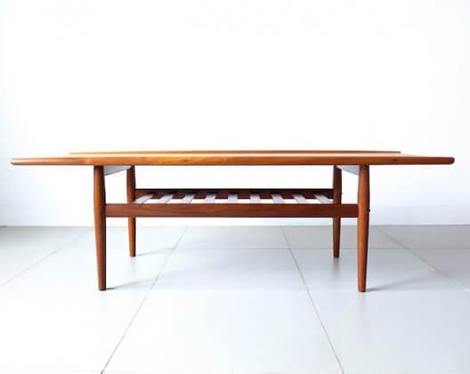 グレーテ・ヤルク ヴィンテージコーヒーテーブル/Coffee table by Grete Jalk