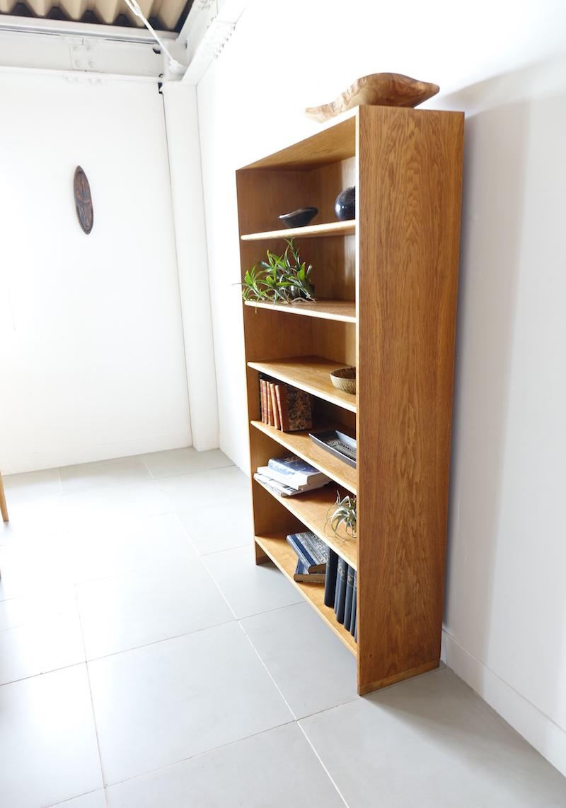 """ハンス・ウェグナー 本棚 """"RY8"""" Bookshelf by Hans J. Wegner for RY Mobler"""