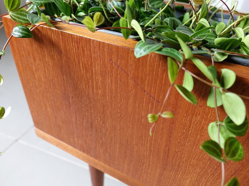 Planter table by Johannes Andersen