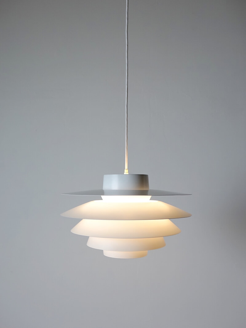 Verona small lamp by Svend Middelboe for Nordisk Solar