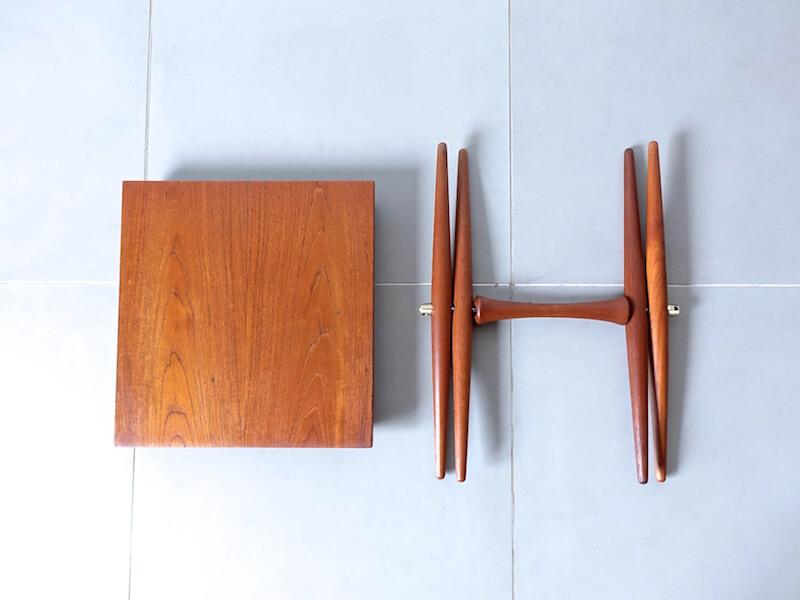 Side table by Jens Quistgaard for DANSK