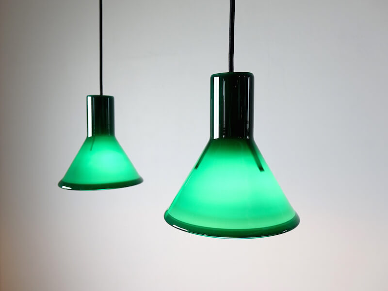 Mini P&T pendant lamp by Michael Bang for Holmegaard