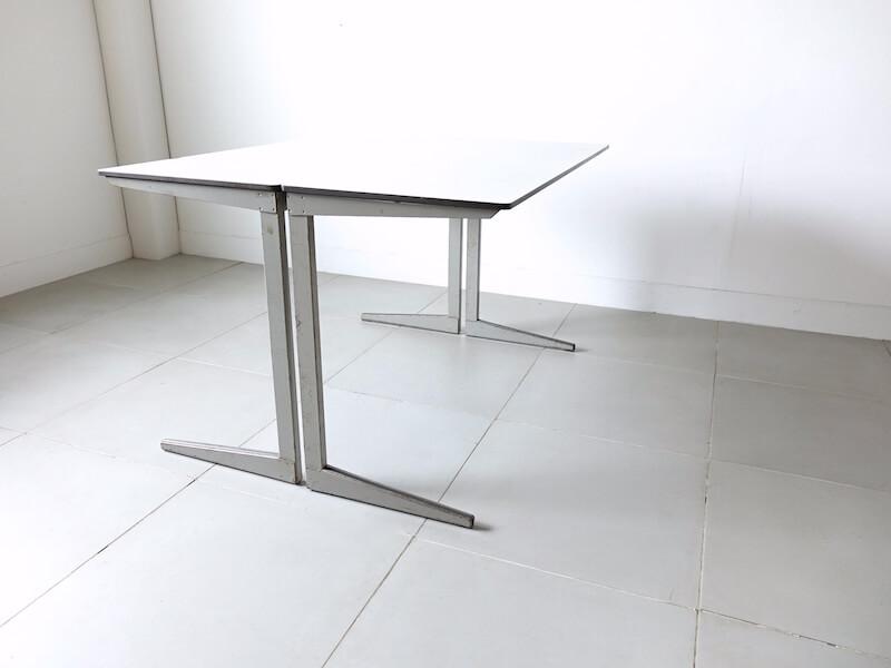 School Desk by Friso Kramer & Wim Rietveld for Ahrend-De Cirkel