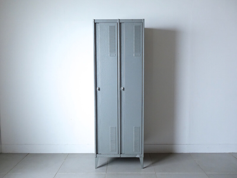 2-Door Industrial Locker