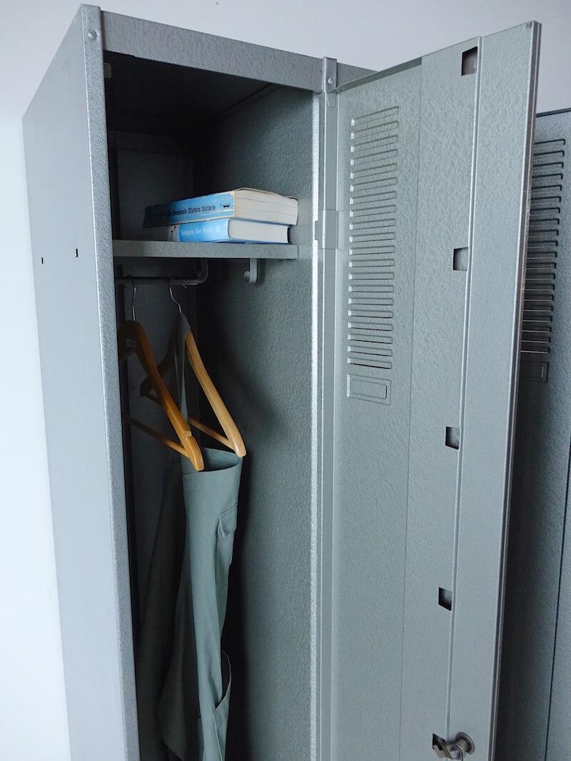 2-Door Industrial Locker