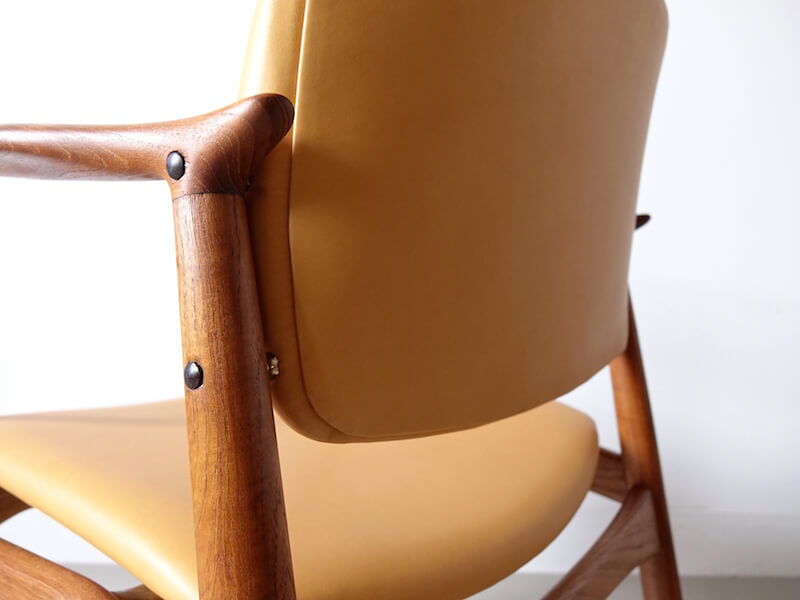 Armchair Model 67 by Erik Buch