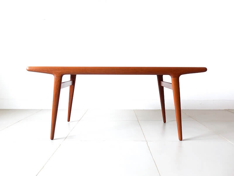 Coffee table by Niels O. Møller