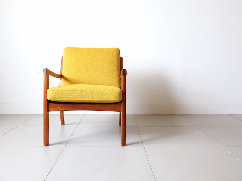 Eazychair Model.169 Senator by Ole Wanscher