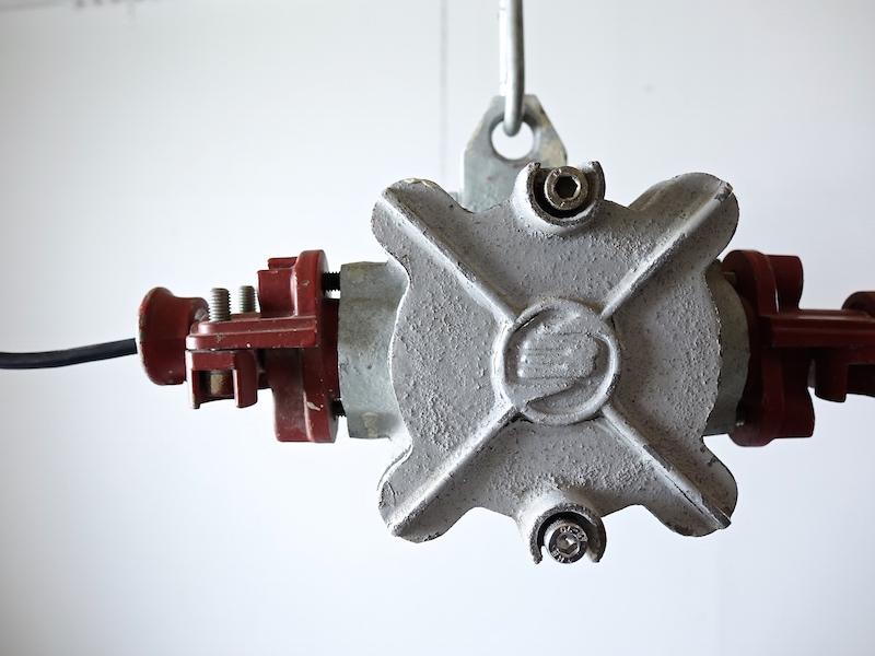 Industrial fluorescent lamp