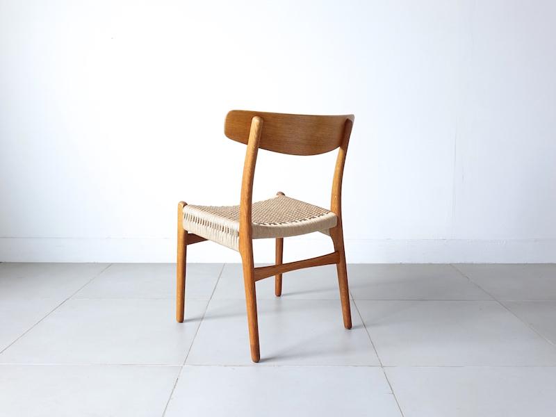 Dining chair CH23 by Hans J. Wegner for Carl Hansen & Son