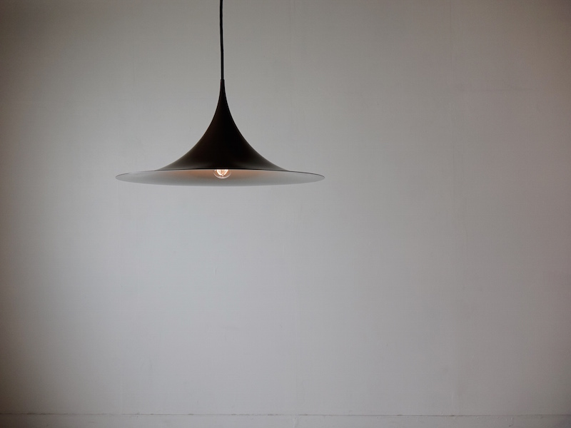 Semi Pendant Lamp by Claus Bonderup & Torsten Thorup for Fog & Mørup