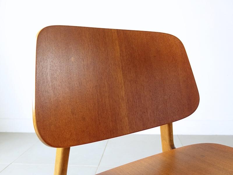 Model.155 Shell Chair by Børge Mogensen for Søborg