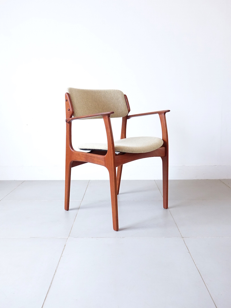 Armchair Model.50 by Erik Buch