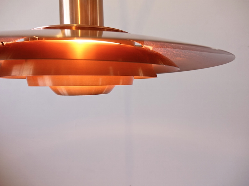 Pendant lamp P376 by Preben Fabricius & Jørgen Kastholm